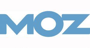 Logo for MOZ