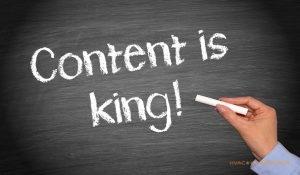 Unique Content is King