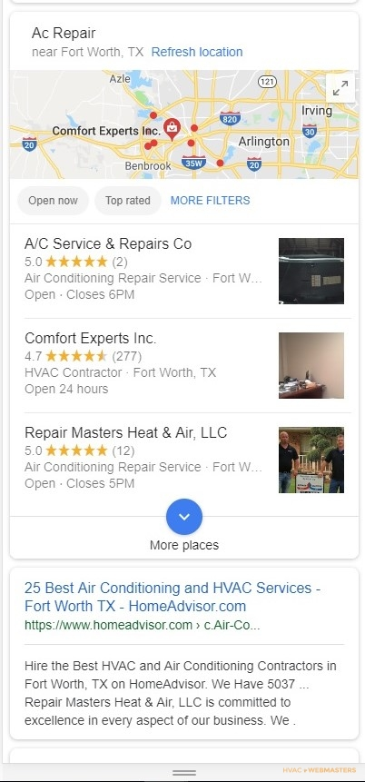 Ac Repair Local 3-Pack Screenshot