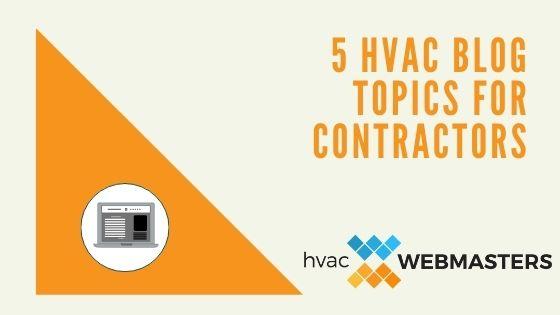Best HVAC Blog Topics