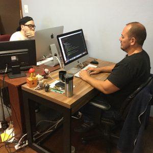 Designer Alters HTML Code