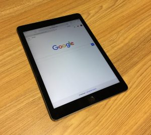 Google My Business Tablet