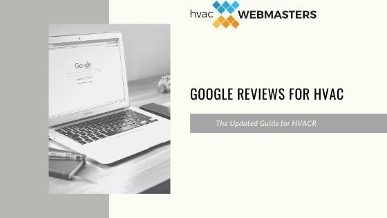 Google Reviews for HVAC