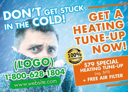HVAC Advertising for Heater Repair