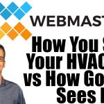 How You See HVAC SEO and How Google Sees It