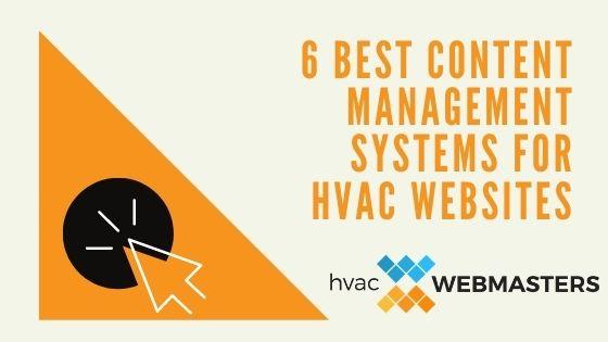 HVAC Content Management Systems (CMS)