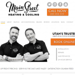 A Clean Site Design Offers Great SEO for HVAC Professionals