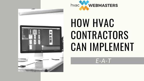 HVAC E-A-T Blog Banner