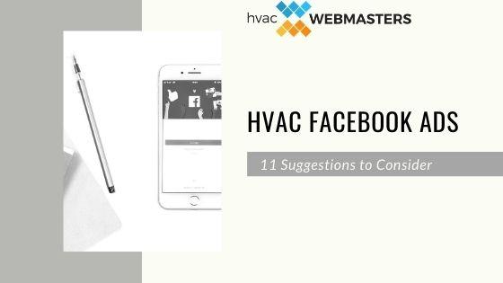 HVAC Facebook Ads (Cover)