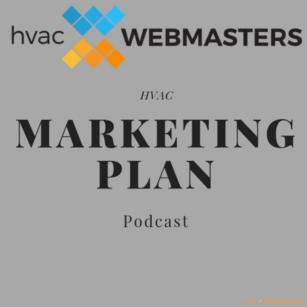 HVAC Marketing Plan Podcast Cover Artwork