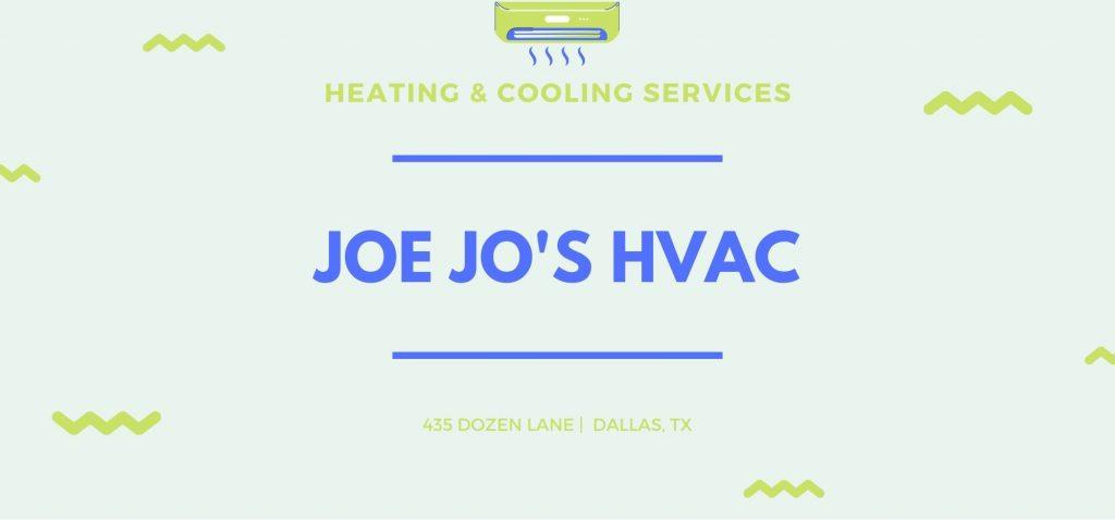 HVAC Postcard Example Front