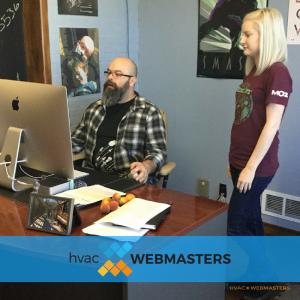 HVAC Webmasters SEO Schema and Structured Data Services