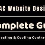 HVAC Website Design Guide Cover