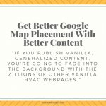 Map Placement Quote Graphic