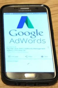 Mobile AdWords