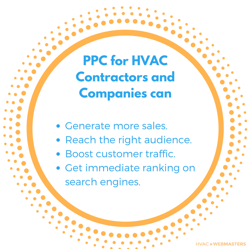 PPC For HVAC Contractors And Companies Can Generate More Sales.