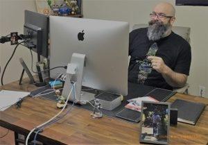 Programmer Monitors Root Domain