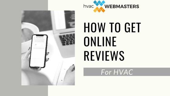 Reviews for Your HVAC Company (Blog Cover)