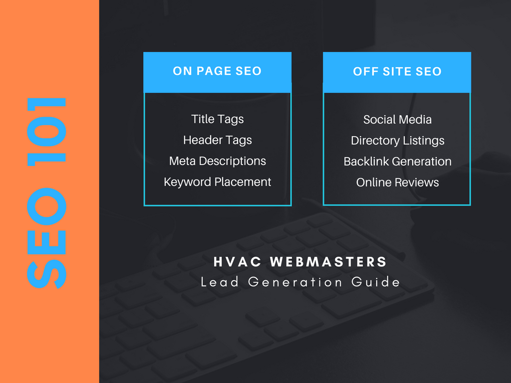 SEO 101 Graphic