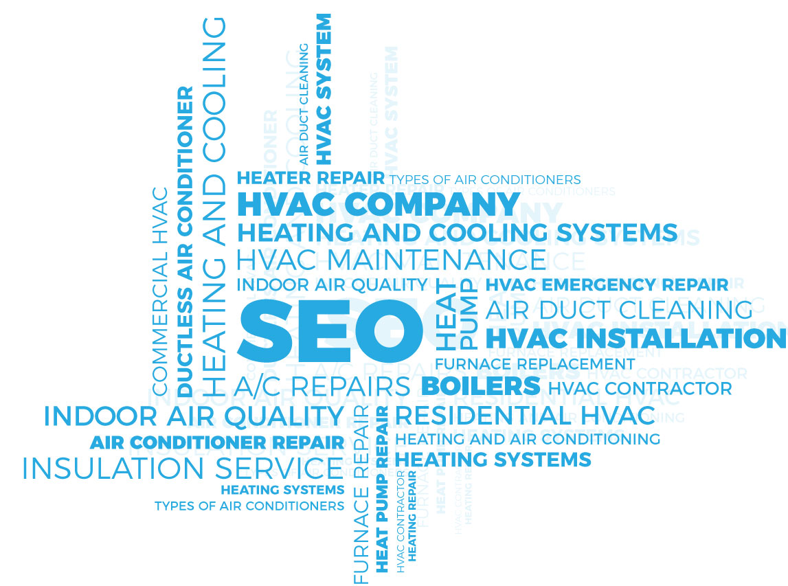 SEO Keywords for HVAC