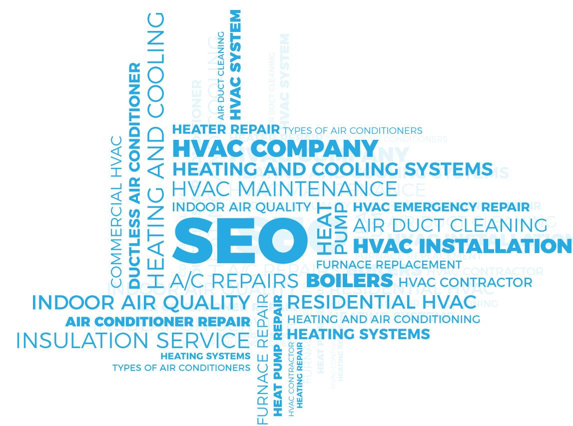 SEO Keywords for HVAC