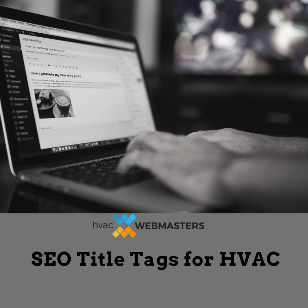 SEO Title Tags for HVAC Blog Cover