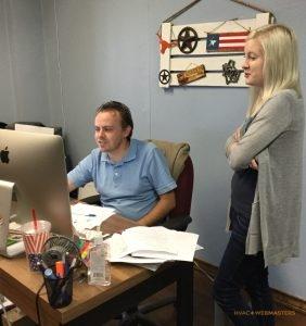 Webmasters Discuss HVAC Internet Marketing