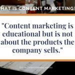 What is Content Marketing Graphic