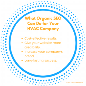 What Organic SEO Can Do For Your HVAC Company